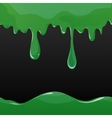 Oozing slime seamlessly repeatable vector image