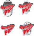 prices1 vector image