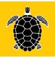 Turtle icon symbol vector image
