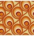 seamless retro pattern 03 vector image vector image