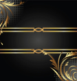 Ornamental Border vector image