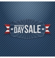 Independence Day Sale paper Tag vector image