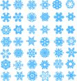Snow design Vector Image