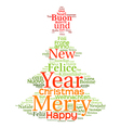 New Year Concept vector image