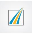 Logo for construction or trade companies vector image