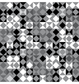 geometric textured background vector image