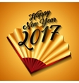 chinese happy new year design vector image