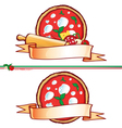 Pizza 1 vector image