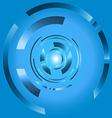 Hi Tech Background 1 vector image
