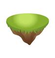icon island vector image vector image