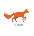 Animal Label vector image