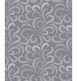 Swirl shape pattern seamless two tone vector image