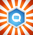 Mailing vector image