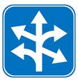 Roadsign vector image