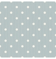 Seamless background with lines and polka dots vector image