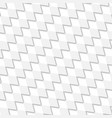 abstract geometric grey and white squares vector image