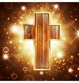 Faith in God vector image vector image
