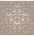 Vintage lattice pattern vector image