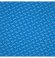 Blue Sale Background vector image vector image