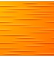 Abstract background with orange layers vector image