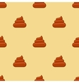 Poo seamless pattern vector image