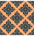 seamless tribes damasc pattern vector image