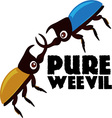 Pure Weevil vector image
