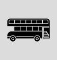 London Bus vector image