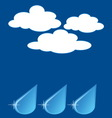 weatherset3 vector image