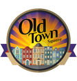 old town 06 vector image