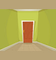 mystery room vector image