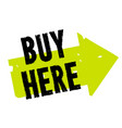 buy here sticker