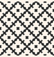 geometric ornament abstract seamless pattern vector image