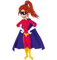 superwoman vector image