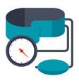 blood pressure kit vector image