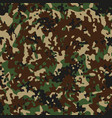 japan flectarn camouflage seamless patterns vector image