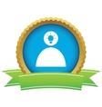 Idea certificate icon 2 vector image