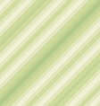 Seamless diagonal pattern green colors vector image