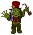 Water Goblin vector image vector image