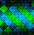 Abstract geometric seamless pattern Colorful lines vector image