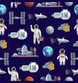 space tourism future travel city vector image
