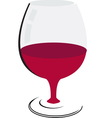 wine2 vector image