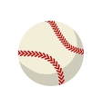 Ball icon Baseball design graphic vector image