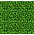 Leaves seamless texture background vector image