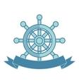 ship timon maritime frame vector image