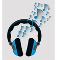 Music technology equipment vector image