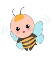 Babies Of Bee Suit vector image