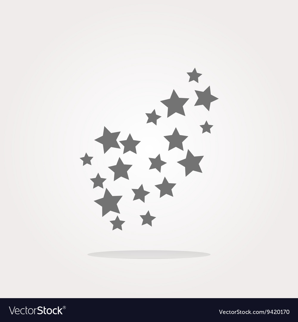 Star icon star icon star icon vector
