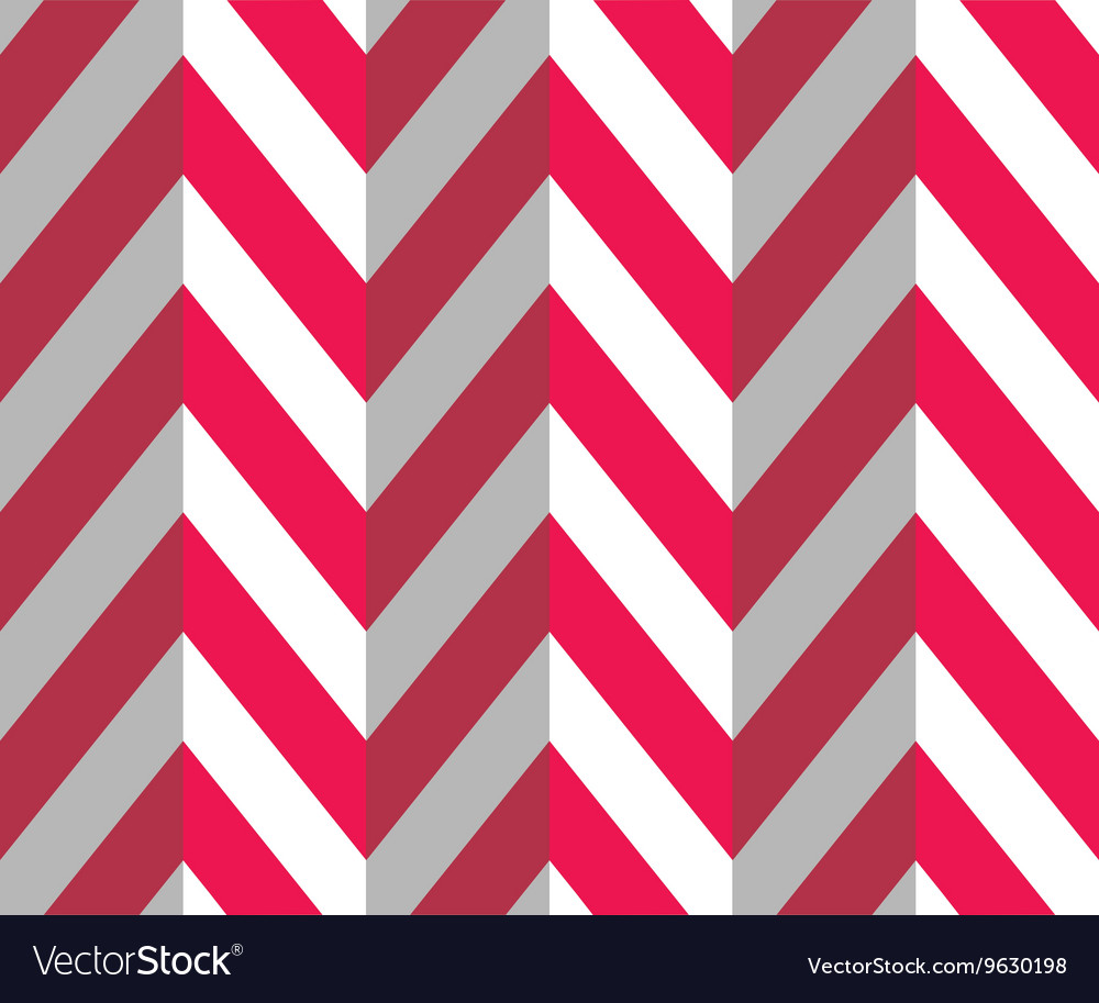 Chevron zigzag seamless pattern vector