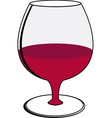 wine7 vector image